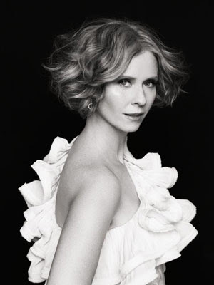cynthia nixon l Sex And The City Beauty: Miranda