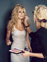 heidiklum2 Get Heidi Klums Marie Claire Cover Look