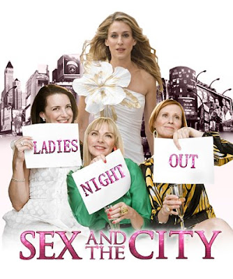 LadiesNightOut Raise Your Glass To Sex And The City