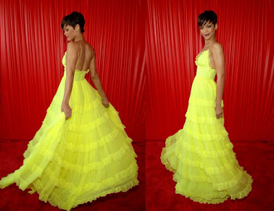 RihannaBET Rihanna at BET Awards: Yellow Fever!