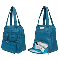 puddle jumper front and back teal In The Bag Summer Beauty Giveaway: Are You The Winner Of The Gym Bag?