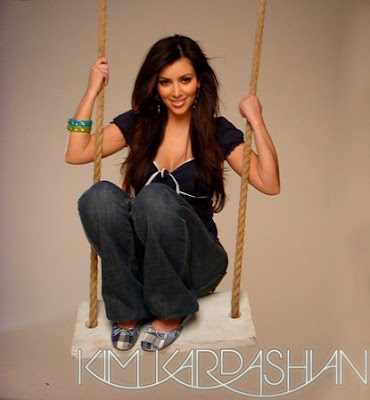 kim kardashian swing Kim Kardashian Teaches You How To Flaunt Your Assets