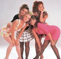 justthetenofus1 80s Ladies Week: Laura Mercier 24 Karat Nail Lacquer is a Scene Stealer!