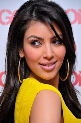 Kim+Kardashian Kim Kardashians Video Makeup Lesson: Part IV, Lashes and Lips!