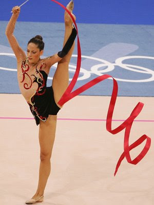 rhythmic+gymnastics Get In Shape Girl