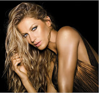 gisele+mf Gisele Is The New Face of MAX Factor