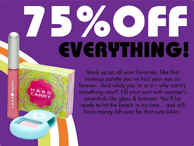 hard+candy+75+off Everything Must Go: Get 75% Off EVERYTHING At Hard Candy