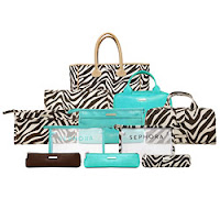 Sephora+Safari+Bag+Collection+ +Zebra Sephora On Sale: Makeup Bags