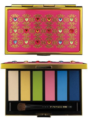 manish+arora New From MAC: Manish Arora Collection