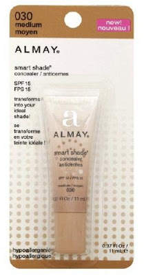 Almay+Smart+Shade+Concealer If This Concealer Is Smart, I Shudder To Think What A Dumb Concealer Looks Like