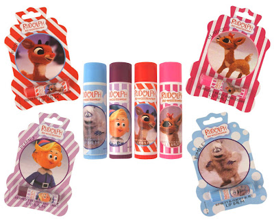 rudolph+lip+balms Rudolph The Red Hued Lip Balm