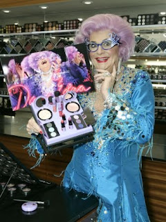 There Is Nothing Like A Dame: MAC Partners With Dame Edna For Upcoming Collection