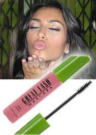 kim mascara Kim Kardashian Fave: Great Lash Mascara