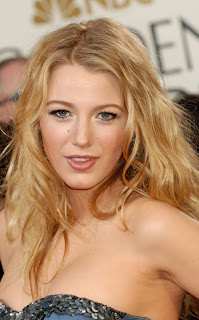 blake+lively Golden Globes Gorgeous: Blake Lively