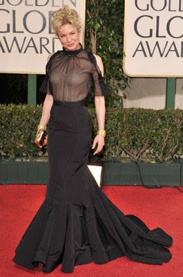 renee Golden Globes: Hot Mess Brigade