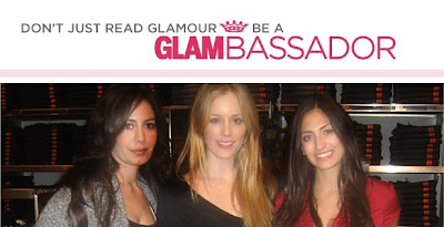 glambassador Dont Just Read Glamour...Be A Glambassador