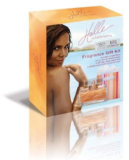 halle+by+halle+berry+perfume+fragrance COTY Mothers Day Fragrance Gift Kits Giveaway Winners