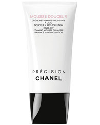 chanel+mousse+douceur I Was So Deliriously Tired This Morning...