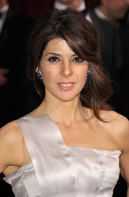 marisa+tomei+oscars+2009 Oscars 2009 Beauty: Marisa Tomei