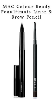 mac+colour+ready+liner+and+brow+pencil Coming Soon: MAC Colour Ready Collection