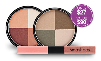 smashbox+double+duty+beauty+kit One Week Only: Smashbox Double Duty Beauty Kit for $27