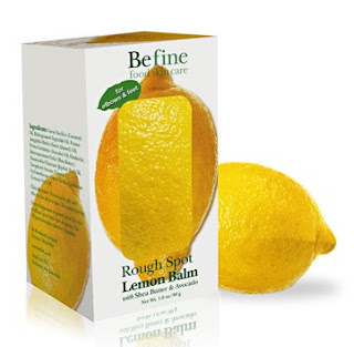 be+fine+rough+spot+lemon+balm When Life Hands You Lemons: Be Fine Rough Spot Lemon Balm
