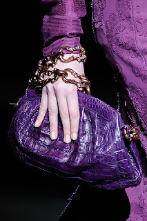 carolina+herrera 5 New Fall Manicure Trends Emerge at New York Fashion Week, Fall 2009