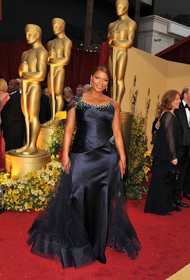 queen latifah academy awards 2009 Oscars 2009 Beauty: Queen Latifah