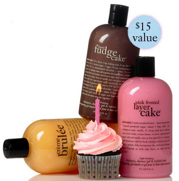 philosophy+shower+gels Philosophy: 3 Shower Gels For Only $33