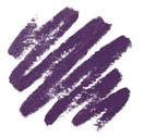 deep+violet Smashbox Jet Set Waterproof Eye Liner in Midnight Purple