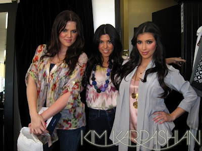 khloe+kourtney+kim+kardashian Spoiled Pretty Exclusive Interview: Keeping Up With Kim Kardashian