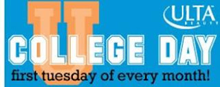 ulta+college+day College Day Discounts at ULTA
