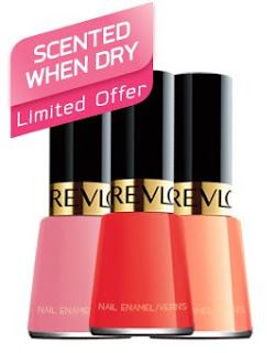Revlon+Fruitful+Temptations+Nail+Polish New From Revlon: Scented Nail Polish!