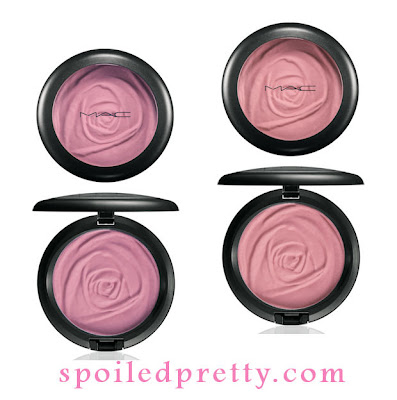 mac+rose+romance+blush Everythings Coming Up Roses: MAC Rose Romance Collection