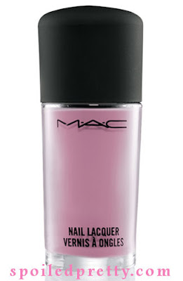 mac+rose+romance+nail+lacquer Everythings Coming Up Roses: MAC Rose Romance Collection