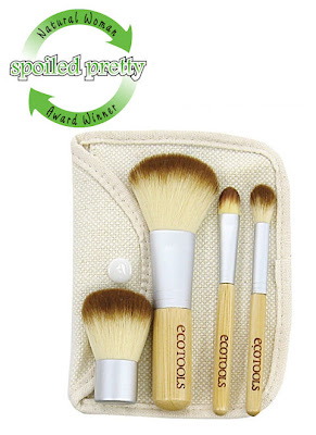 ecotools+5+piece+brush+set Make Me Feel Like A Natural Woman Award Winner: EcoTools