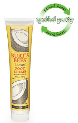 burts+bees+coconut+foot+creme Burts Bees Coconut Foot Creme Giveaway