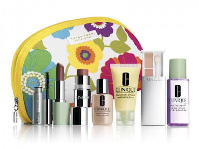 clinique gift with purchase 2011 in Italy