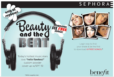 sephora+benefit+hello+flawless Benefit and Sephora Make Beautiful Music Together