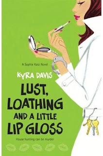 lust+loathing+and+a+little+lip+gloss Interview With Author Kyra Davis, Plus A Giveaway!