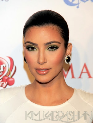 For last month's Maxim Hot 100 party, Kim Kardashian rocked gorge