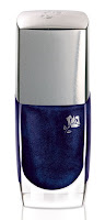 LE VERNIS Indigo Paris  Lancmes Declaring Indigo Fall 2009 Color Collection
