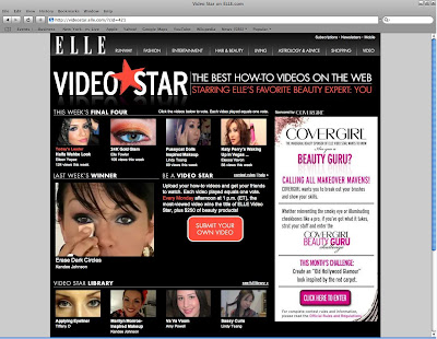 Upload Beauty Videos And Become An Elle Video Star