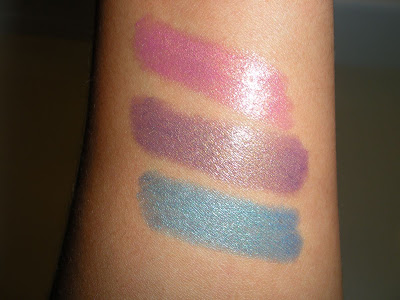 rimmel+eyeful+swatches Recessionistas Fabuless Pick of the Week: Rimmel Eyeful Eye Glistener
