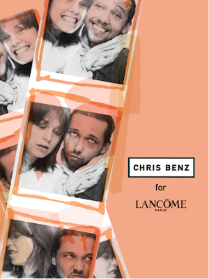 Chris+Benz+contest+photo Lancôme Pout à Porter Lipstick Series Is Back!