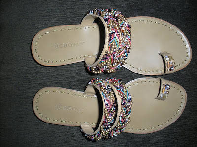 My New Favorite Things: BCBGirls Justine Sandals