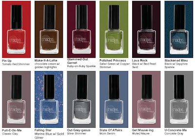 Barielle Fall 2009: Nails Get All Lacquered Up