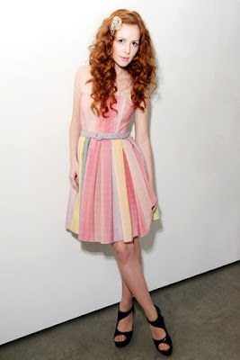 alice+and+olivia+spring+2010+rtw New York Fashion Week: Alice &amp; Olivia, Spring 2010