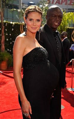 emmys+2009+heidi+klum Emmys 2009 Beauty: Heidi Klum