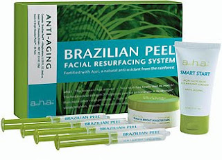 brazilian peel facial resurfacing system lg2 The Beauty Girls Weekend Read